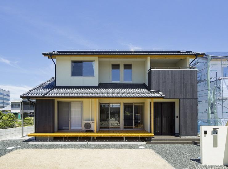 讃岐塩屋の家