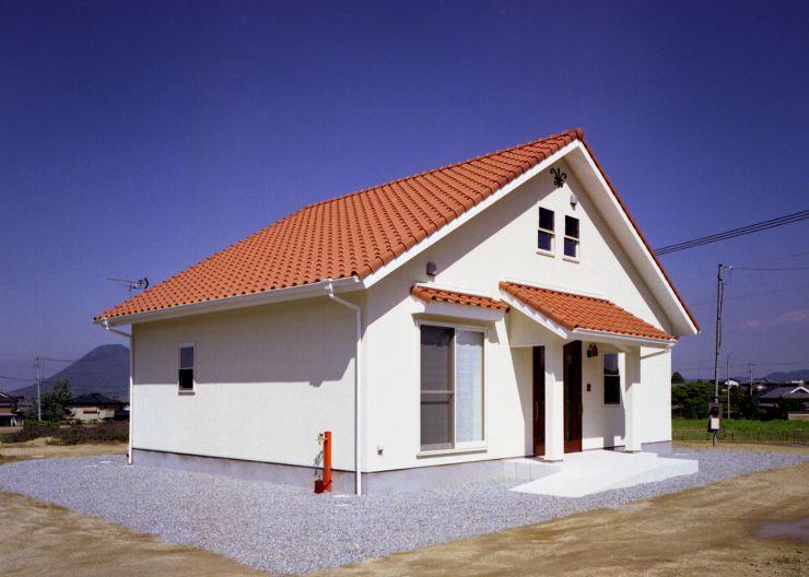 地中海風ハウス