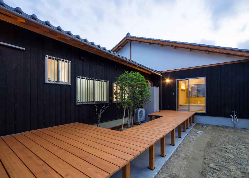 和の心 二世帯住宅